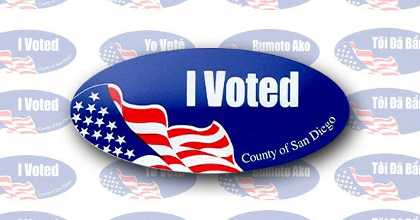 California Primary Election Featured Image