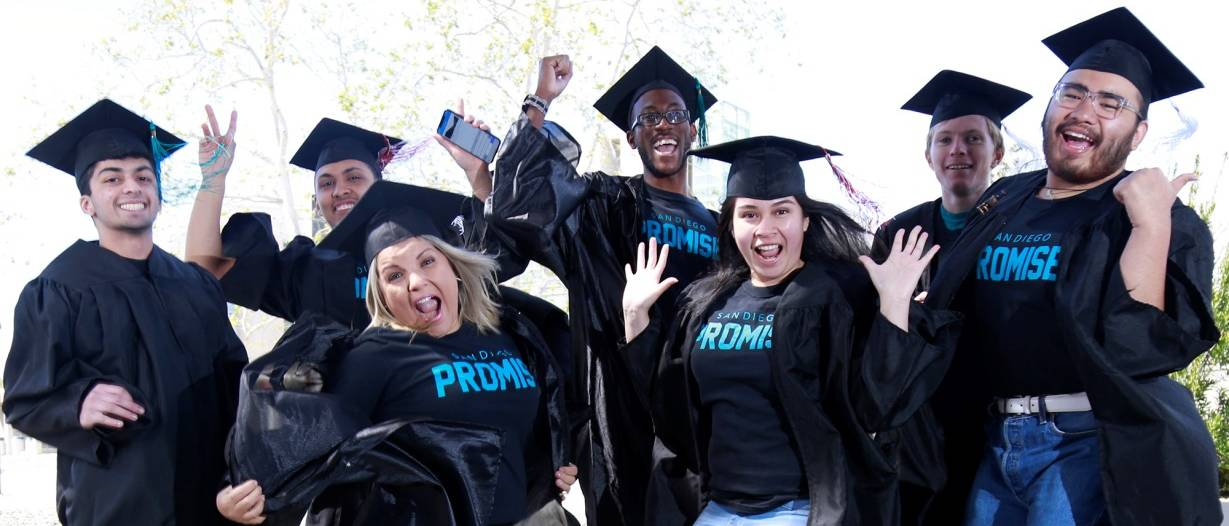 Deadline is June 11 for San Diego Promise free-tuition program Featured Image