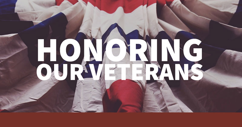 The SDCCD celebrates our nation's veterans Featured Image
