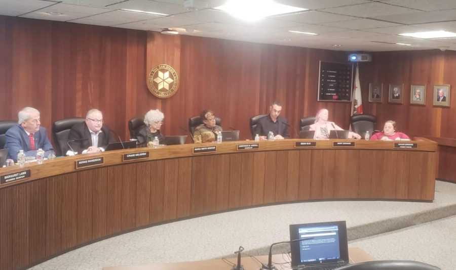 Board of Trustees Meeting Featured Image