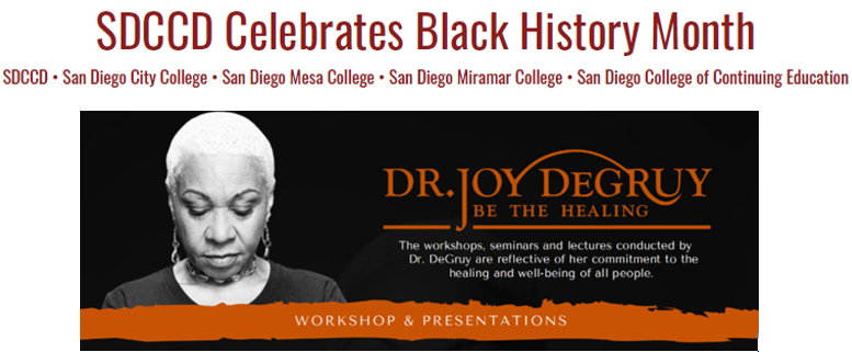 Webinar: Post Traumatic Slave Syndrome and Healing as a Country Featured Image