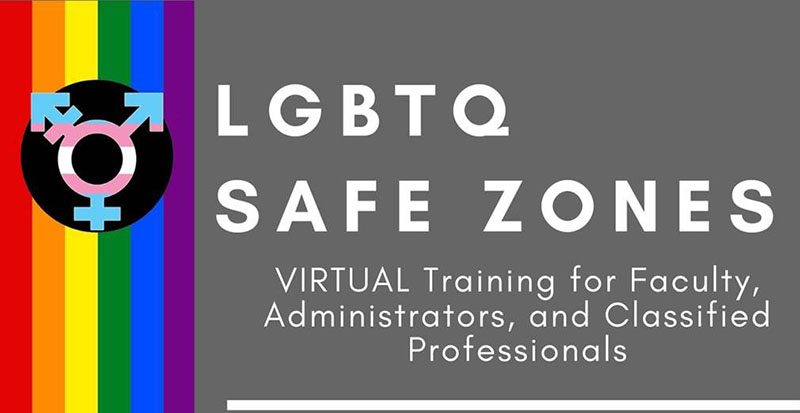 Safe Zone training offered to District Employees Featured Image