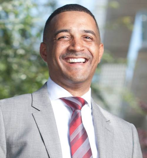 Dr. Ricky Shabazz chosen for Aspen Institute's New Presidents Fellowship Featured Image