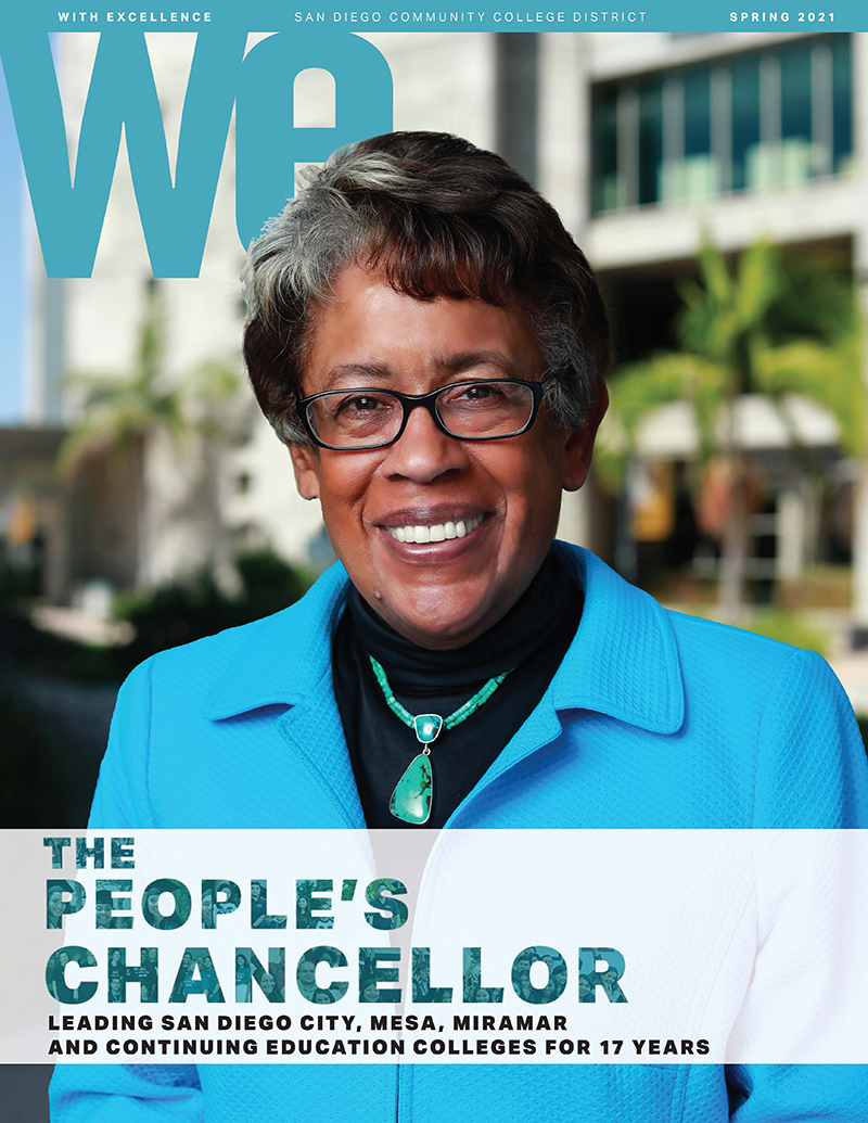 Spring 2021 edition of WE magazine online Featured Image