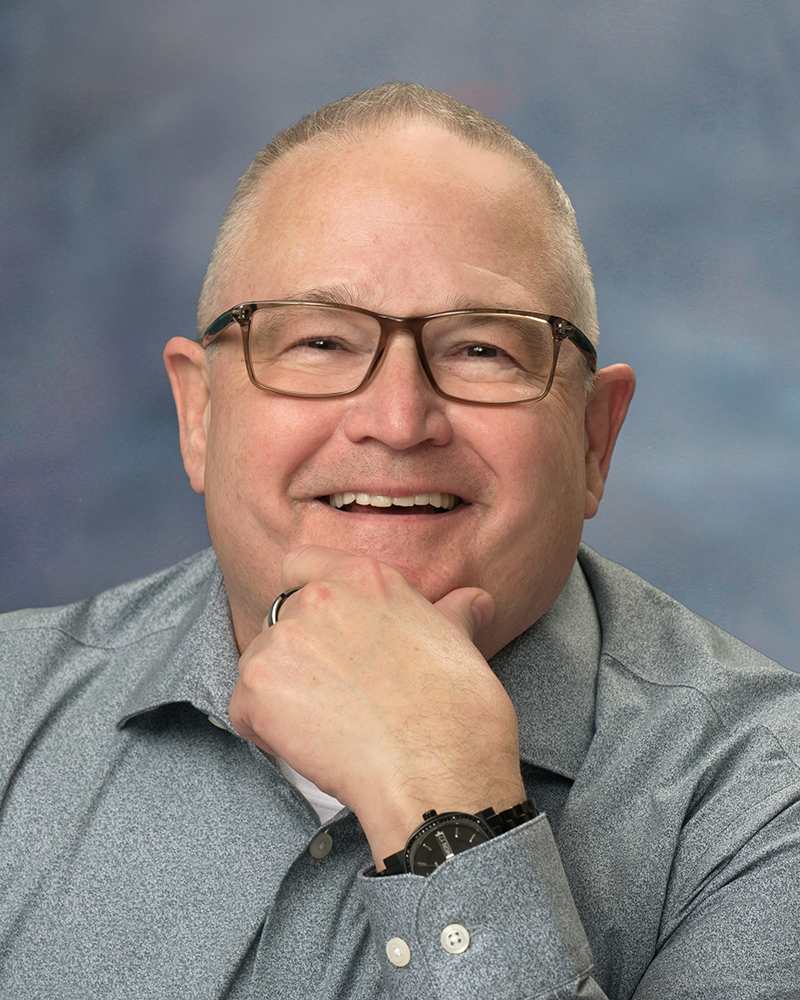 Portrait photo of Craig Milgrim