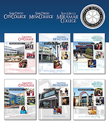 Image of College Catalogs